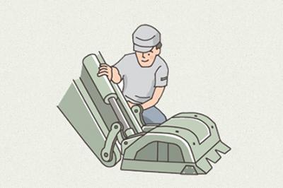 油圧装置調整技能士